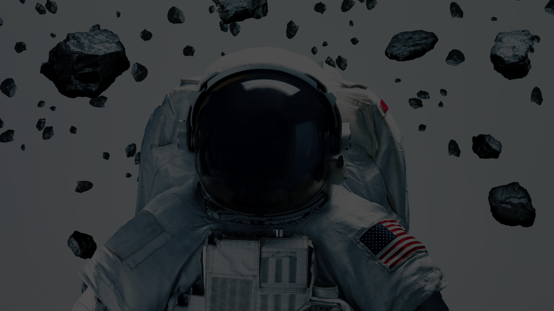 Background Astronaut