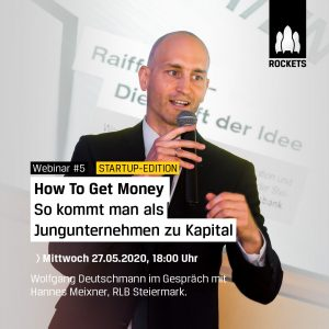 ROCKETS Webinar 5 How to get Money